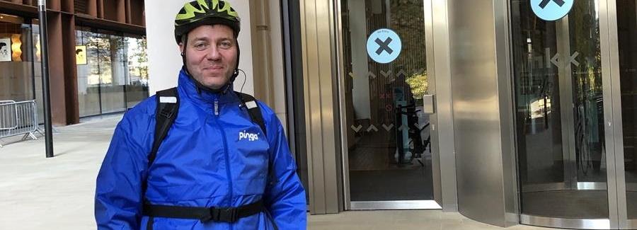 Meet a Pinga Partner: Keith